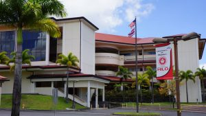 University of Hawaii at Hilo Campus