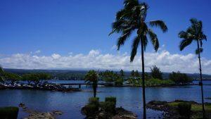 Coconut Island in Hilo Bay