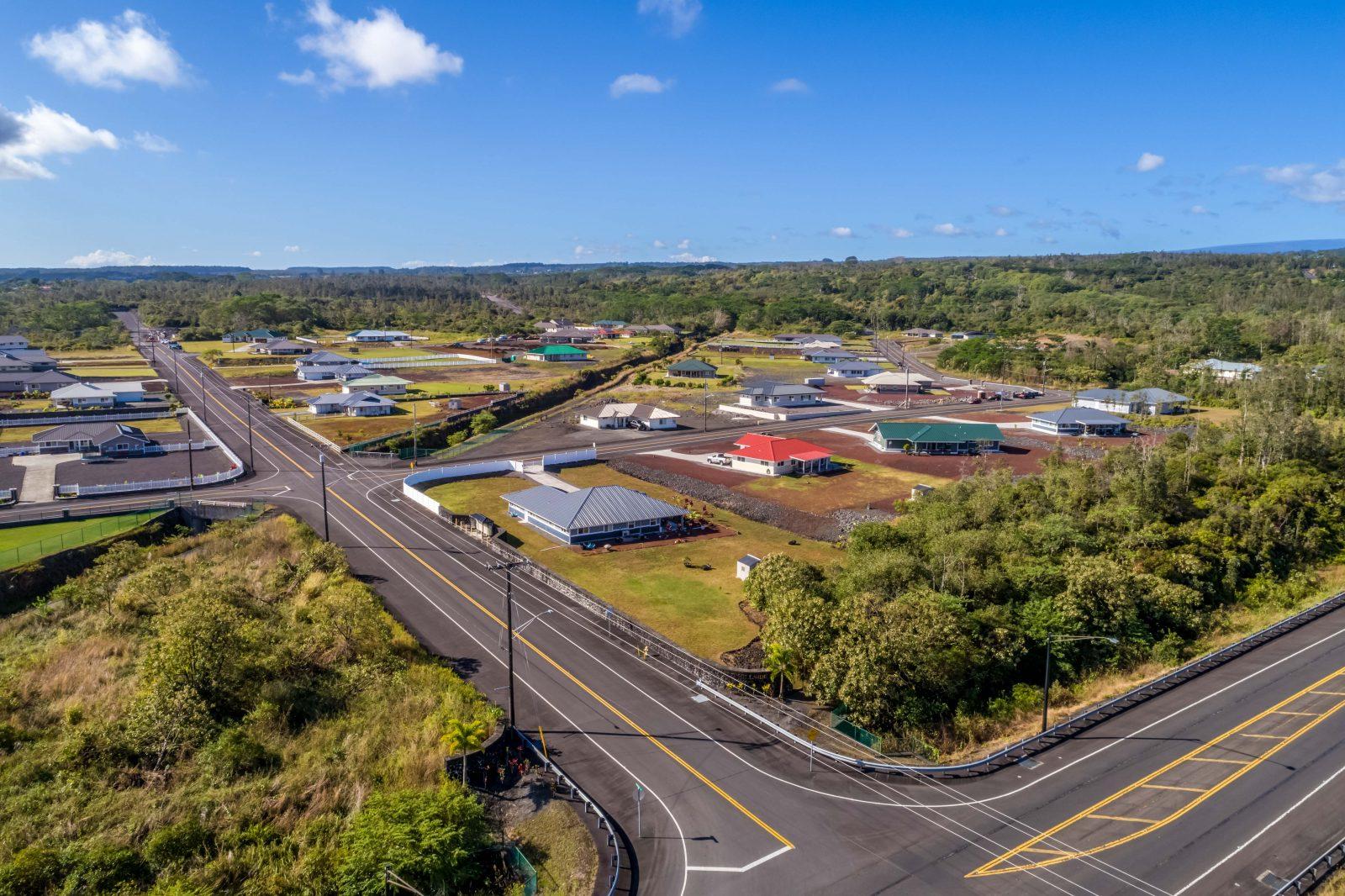 Hilo Hillside Entrance & Phase 1 - Feb. 2019