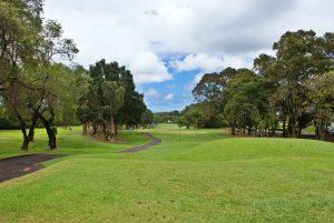 Hilo Municipal Golf Course on Haihai St.