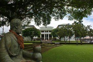 Kalakaua Park and Federal Building
